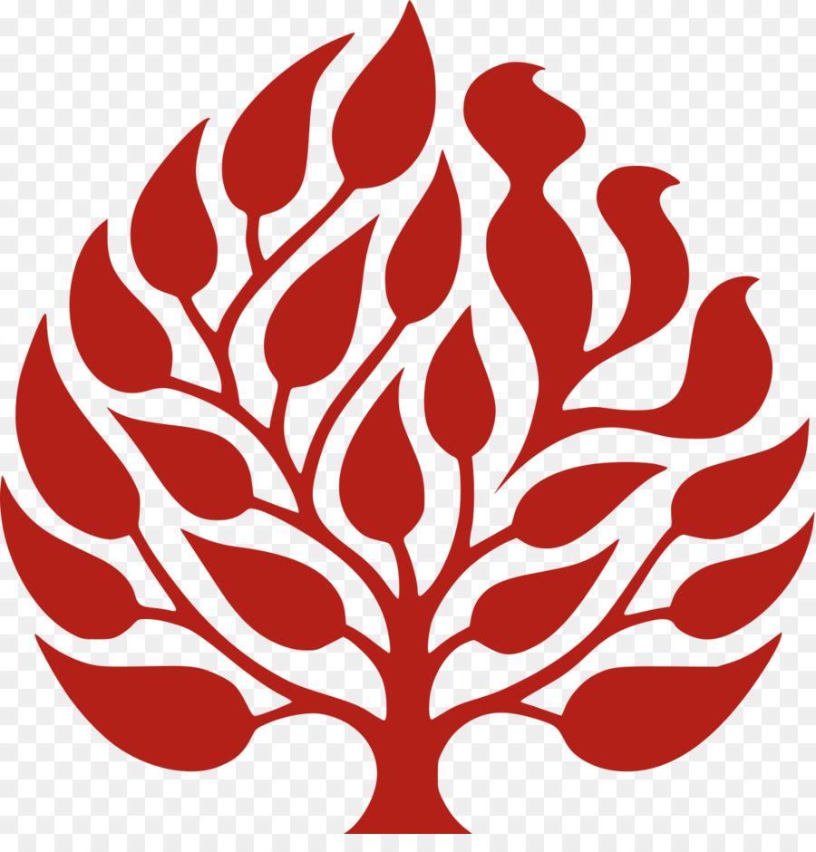 Seminary clipart jpg free Black And White Flower clipart - Flower, Leaf, Tree ... jpg free