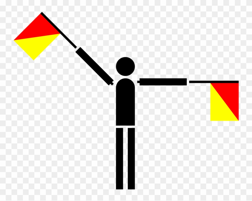 Semiphore clipart png black and white download All Photo Png Clipart - Flag Semaphore Signal Transparent ... png black and white download