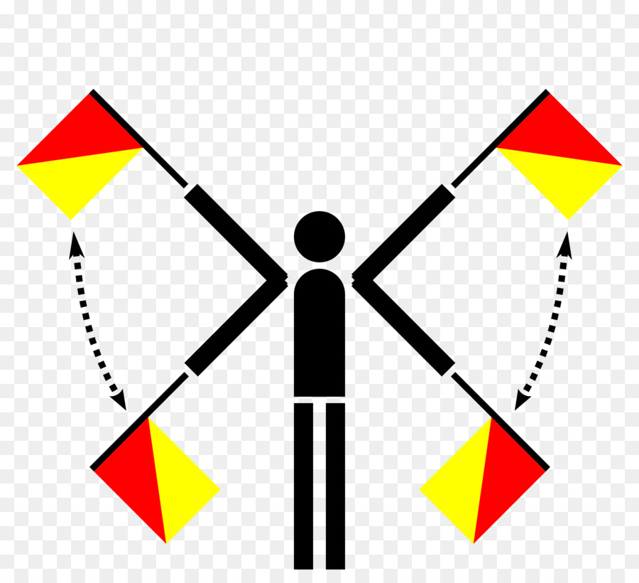 Semiphore clipart clip art free Flag Semaphore Point png download - 2400*2184 - Free ... clip art free