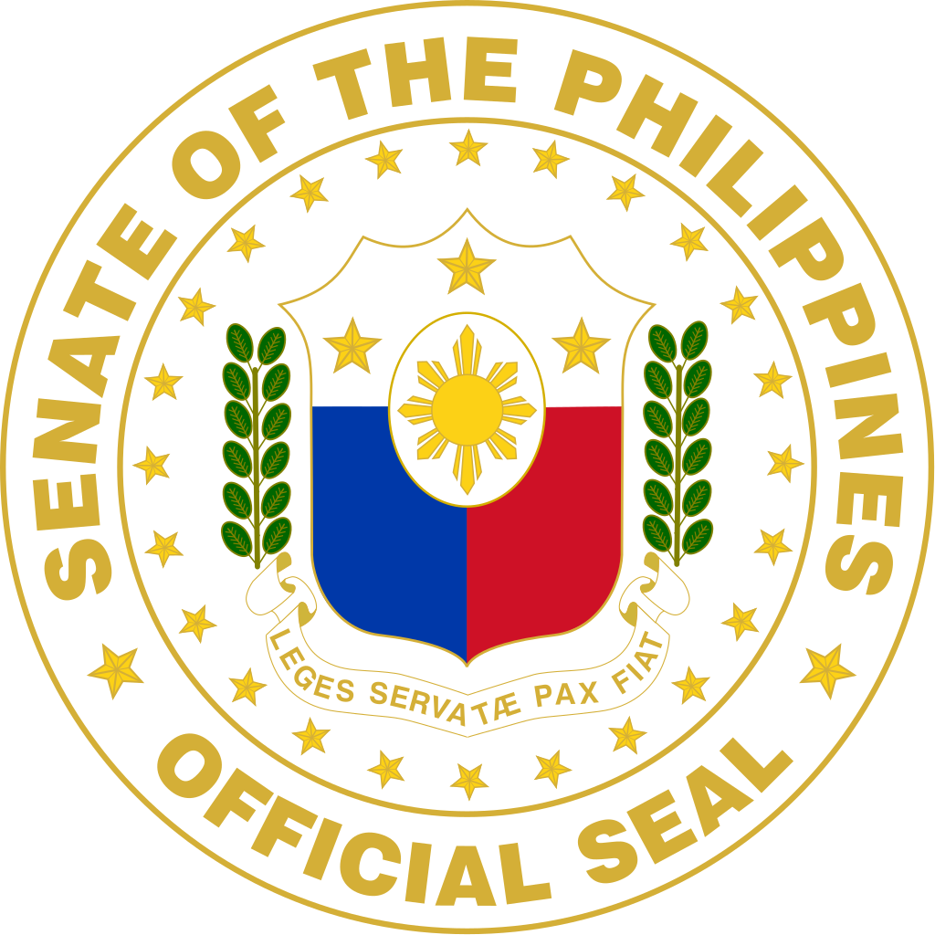 Senate and house of representatives clipart clip free File:Seal of the Philippine Senate.svg - Wikimedia Commons clip free