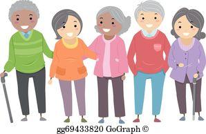 Senior citizen free clipart transparent Senior Citizen Clip Art - Royalty Free - GoGraph transparent
