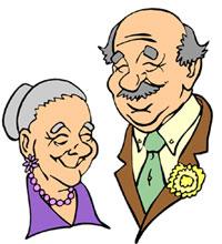 Senior citizen pictures clipart clip Seniors Clipart | Free download best Seniors Clipart on ... clip