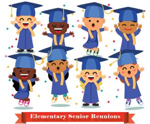 Seniro skip clipart royalty free stock Graduation / 2019 Elementary Senior Reunions royalty free stock