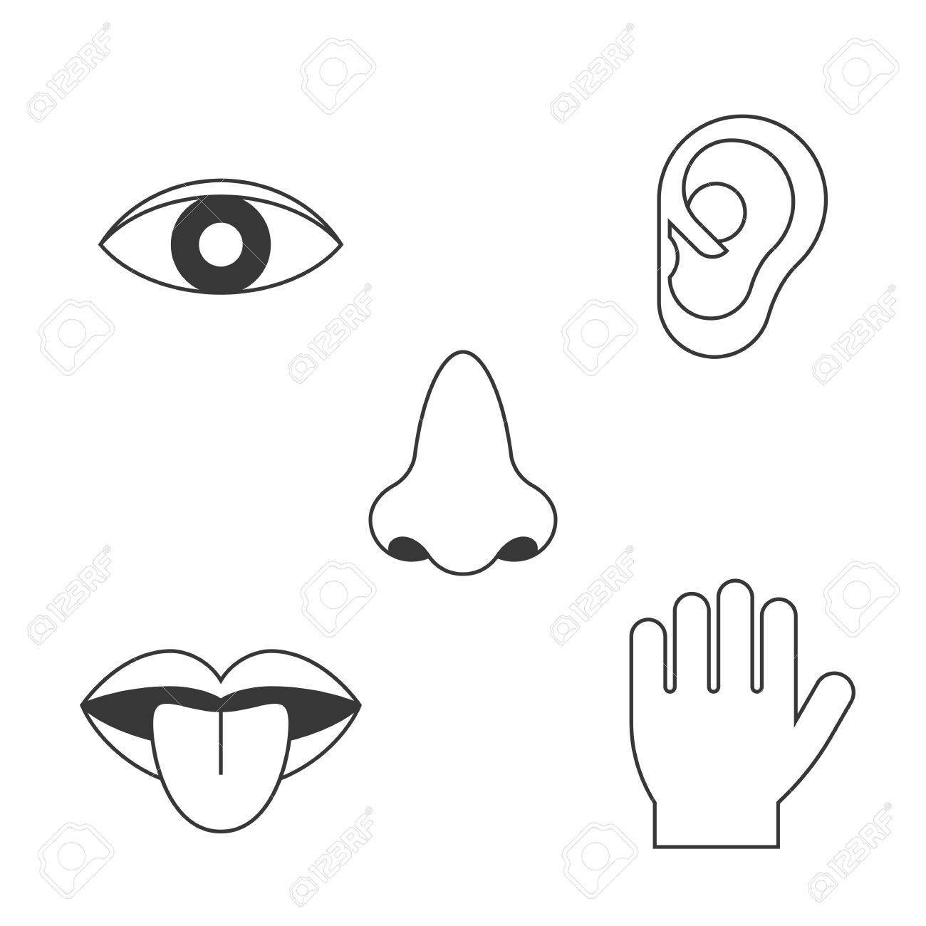 Sense of taste clipart black and white clip art freeuse Sense of taste clipart black and white 5 » Clipart Portal clip art freeuse