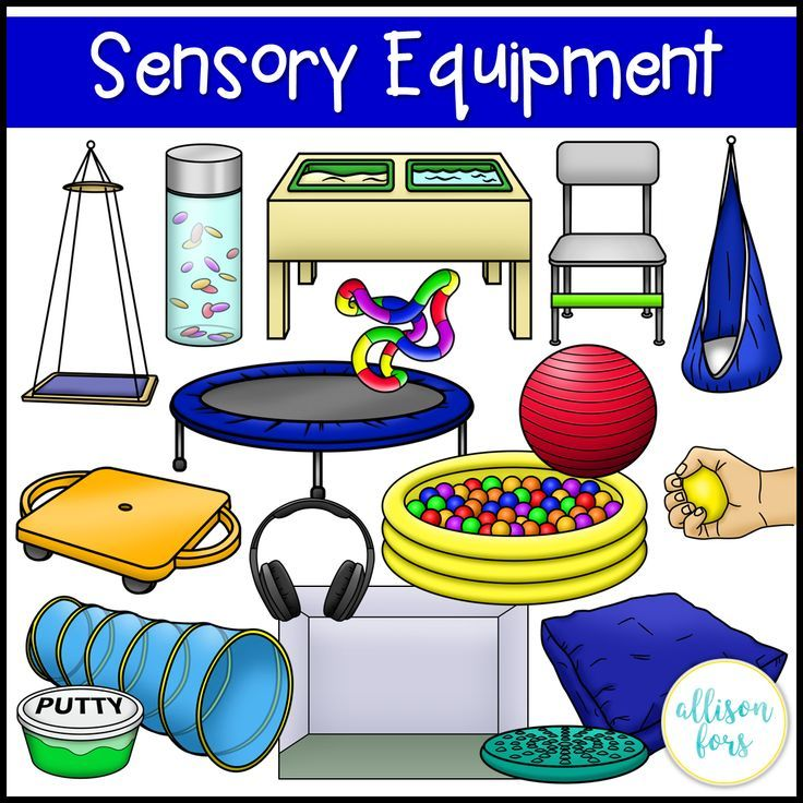Sensory clipart vector royalty free Sensory Room Equipment Clip Art | AWESOME clip art and fonts ... vector royalty free