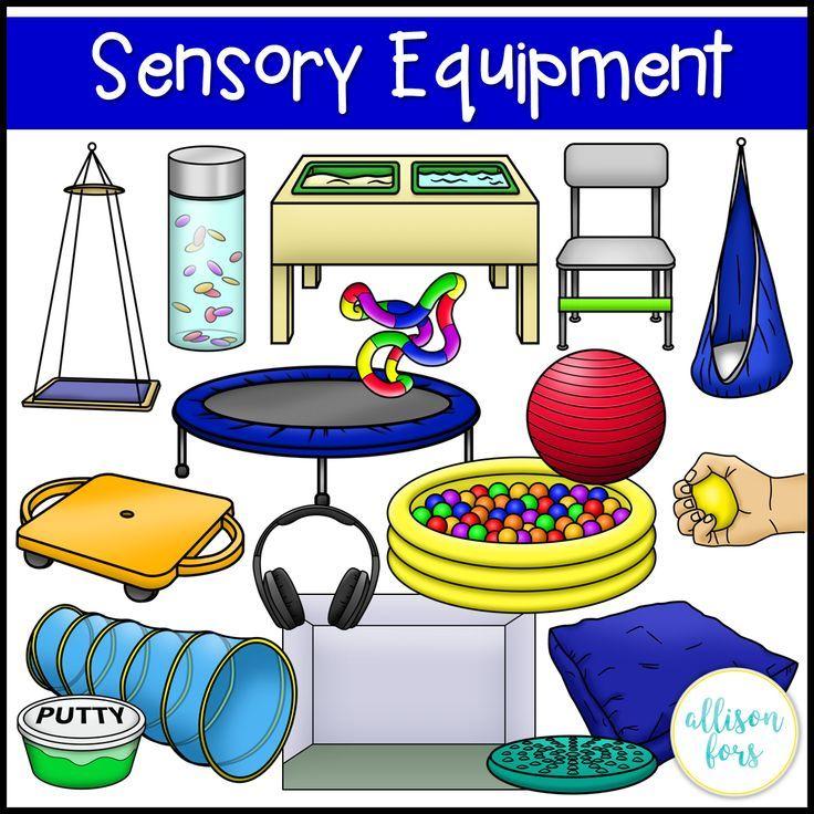 Sensory table clipart clip download Sensory Room Equipment Clip Art | AWESOME clip art and fonts ... clip download