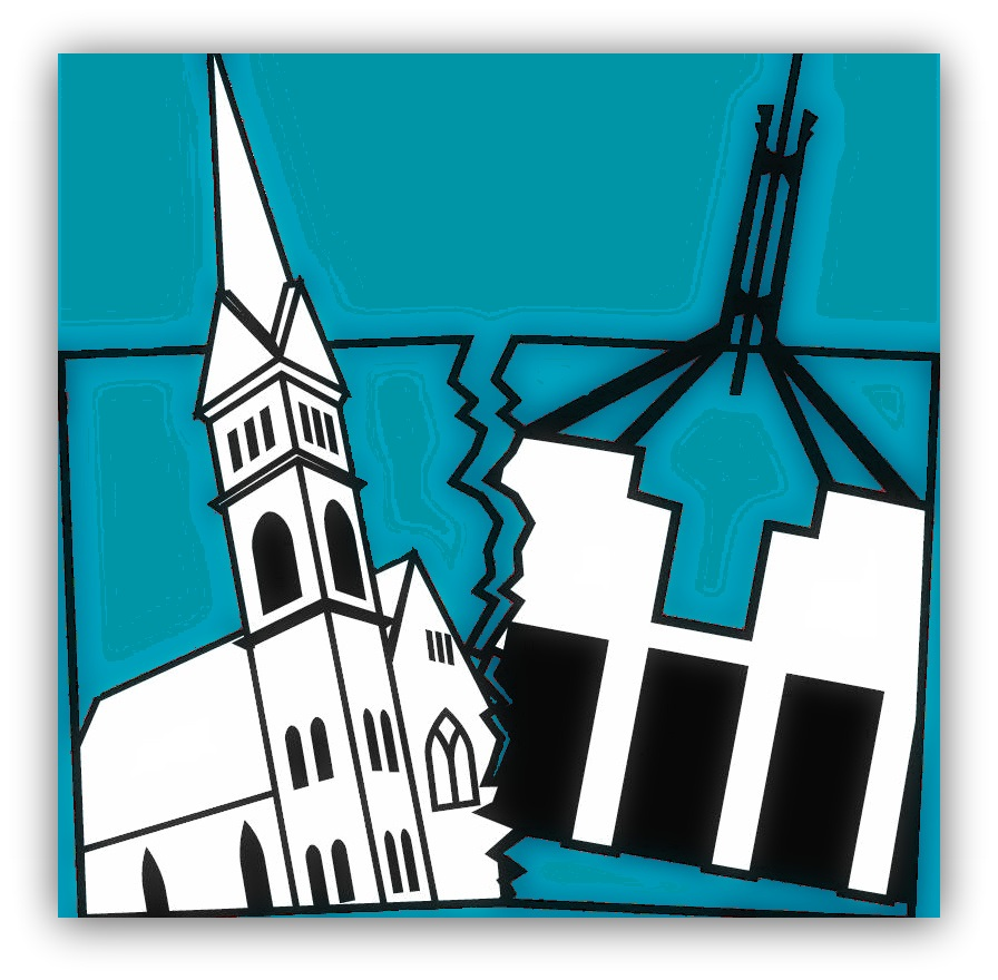 Separation of church and state clipart image free Majority support separating government and religion ... image free