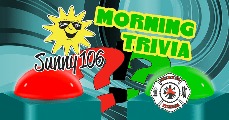 Sept 25th clipart vector free library Morning Trivia, September 25th - Sunny 106 FM vector free library