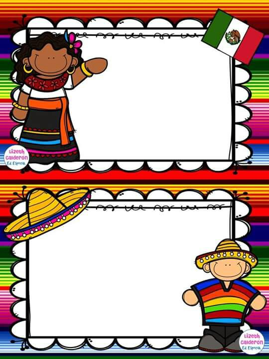 September 16 clipart svg freeuse library Mexican Border Clipart | Free download best Mexican Border ... svg freeuse library