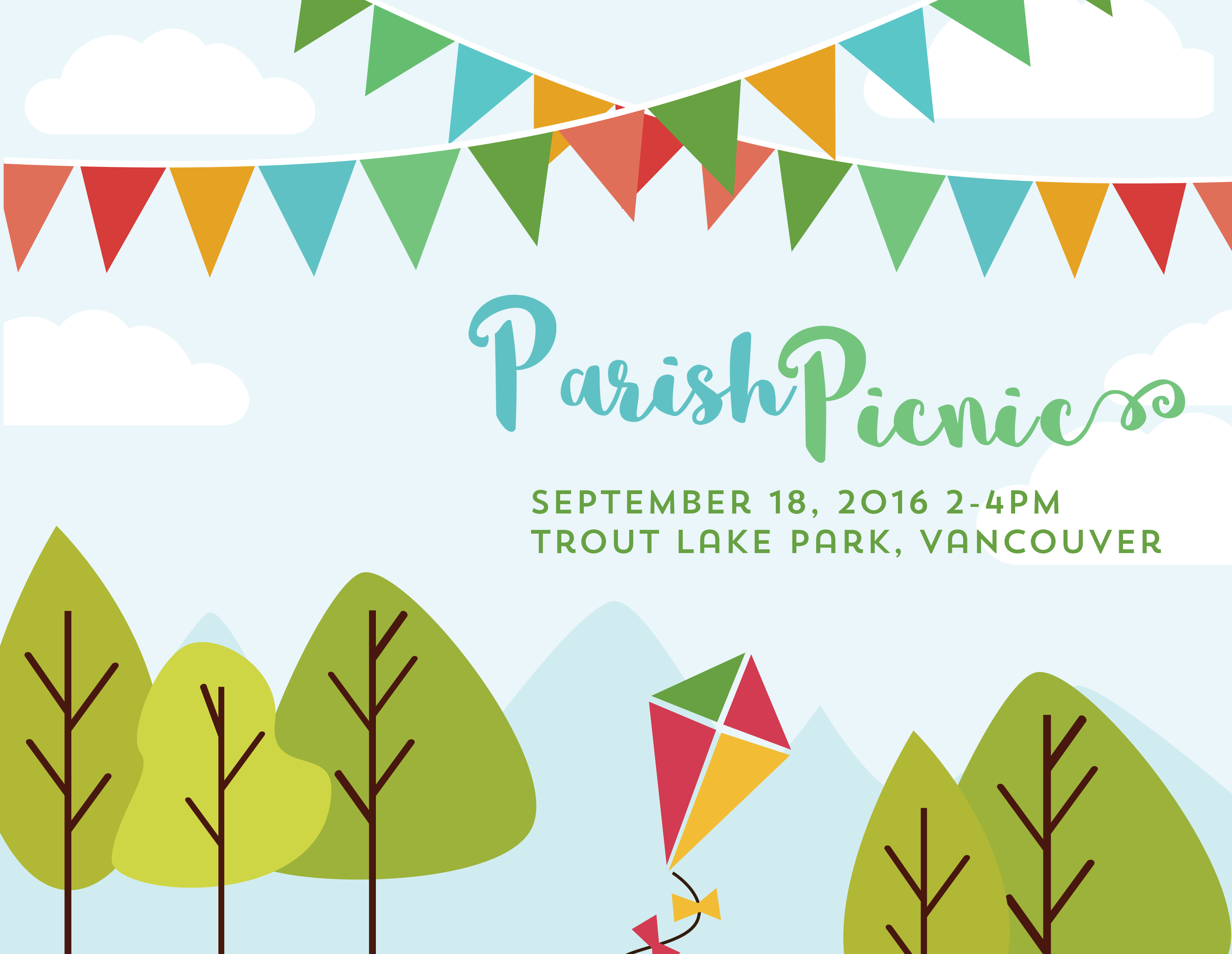 September 18 2016 clipart image free Parish Picnic (offsite) - Christ Church Cathedral image free