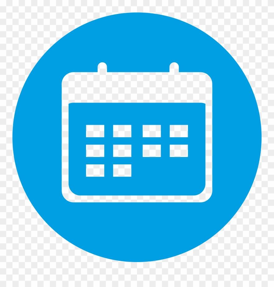 September calendar 2018 clipart clipart transparent library When September 5-7,2018 - Calendar Icon Png Orange Clipart ... clipart transparent library