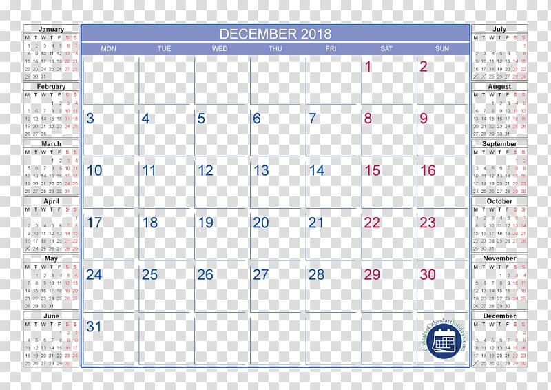 September calendar 2018 clipart clip art freeuse download Calendar September Holiday Month December, calendar 2018 ... clip art freeuse download