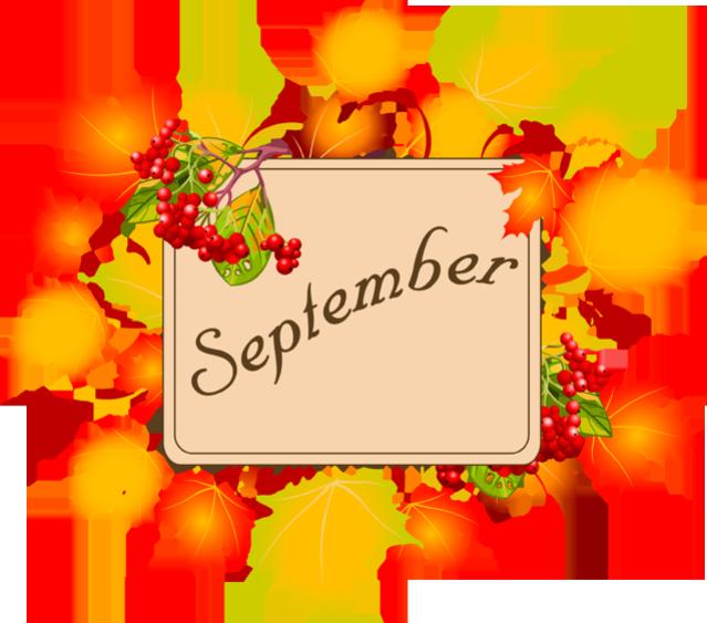 September clipart images banner freeuse download September birthday clipart clipart best - Clipartable.com banner freeuse download