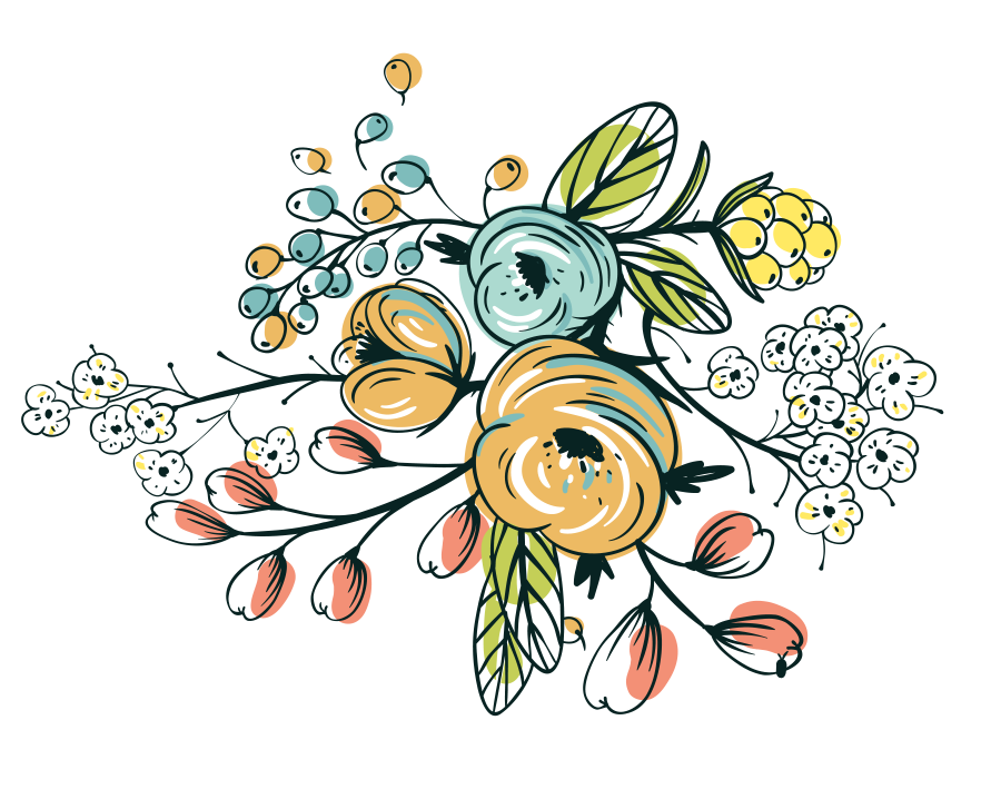 September flower clipart banner freeuse library We have freebies galore for September!   Cocoa Daisy banner freeuse library