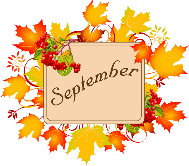 September month clip art graphic library download Month Of September Clipart - Clipart Kid graphic library download