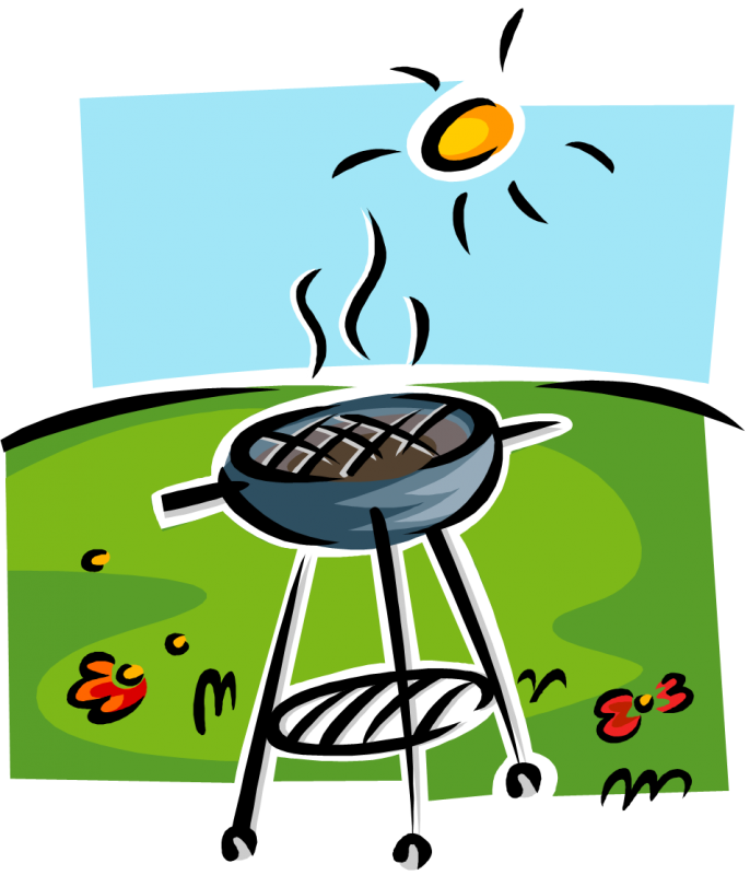September school clipart png freeuse Save the Date: Community BBQ September 21st! | Byng Elementary School png freeuse