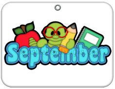 September title clipart clipart stock 79 Best Cute Clipart - Calendars images in 2019 | Months in ... clipart stock