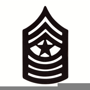 Sergeant major clipart jpg black and white download Army Sergeant Clipart | Free Images at Clker.com - vector ... jpg black and white download