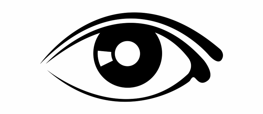 Serious eyes clipart svg black and white download Eyes Png Web Icons - Transparent Background Eye Clipart ... svg black and white download