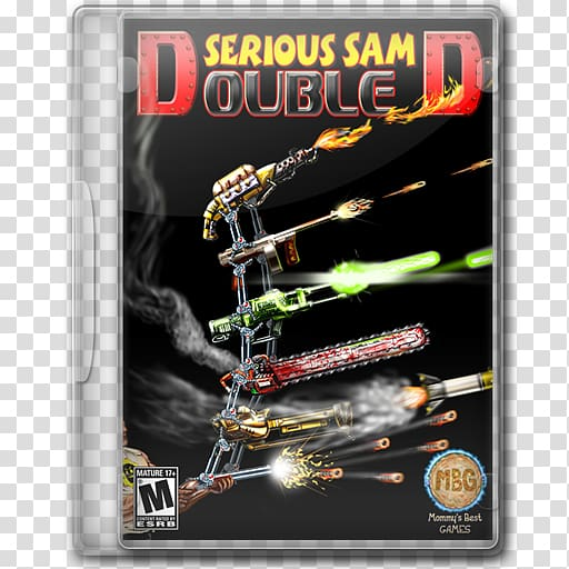 Serious sam 2 clipart image freeuse download Serious Sam Double D card, pc game, Serious Sam Double D ... image freeuse download