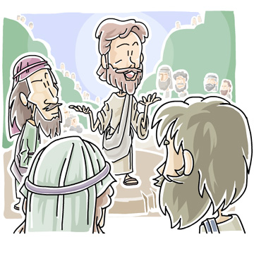 Sermon on the mount clipart royalty free Christian clipArts.net _ Sermon on the mount royalty free