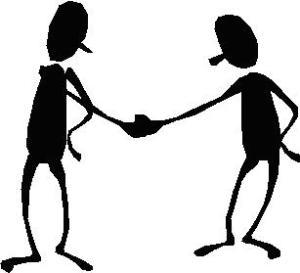 Serrer la main clipart clip art free download 2012: on va encore se serrer la main… Oui, mais comment? | Esprit ... clip art free download
