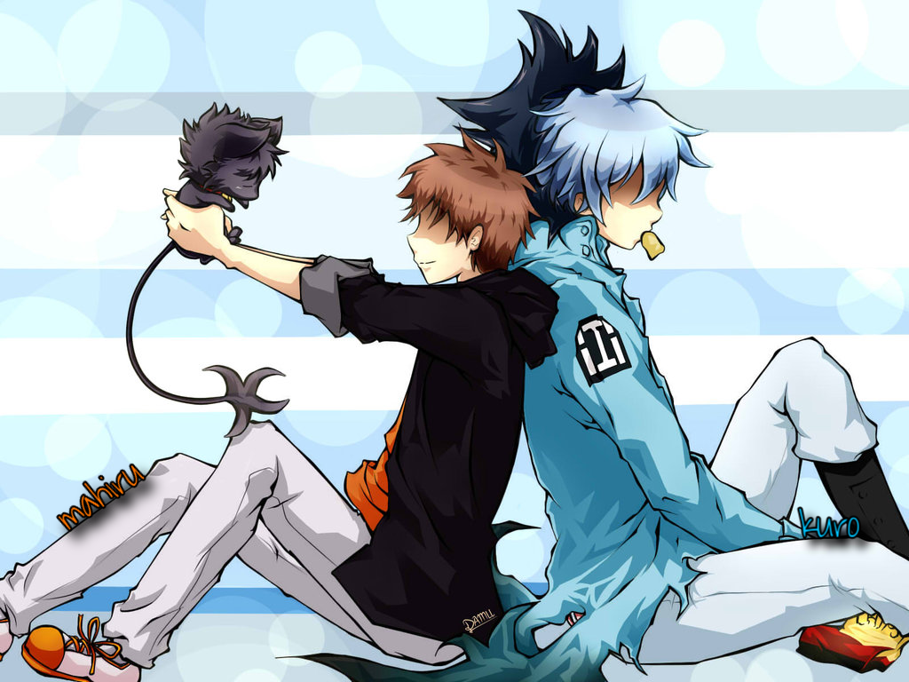 Servamp kuro clipart clip free anime servamp kuro sleepyash mahiru... clip free