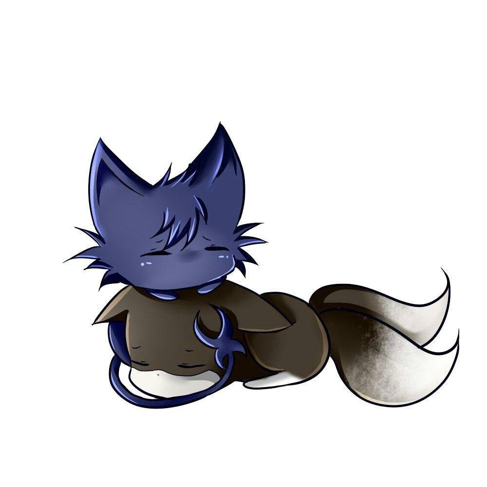 Servamp kuro clipart transparent stock Kuro - Sleepy Ash & Tsubaki | Servamp | Sleepy ash, Anime ... transparent stock