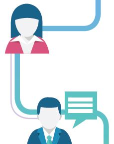 Servers promoting people to take a survey clipart banner 5 Reasons Why Feedback is Important banner