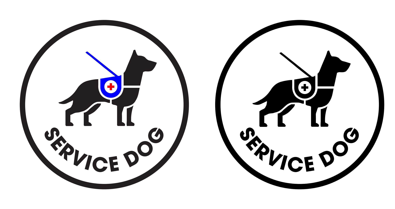 Service animal clipart banner transparent download Service Dog Patch SVG service dog vest service dog svg ... banner transparent download