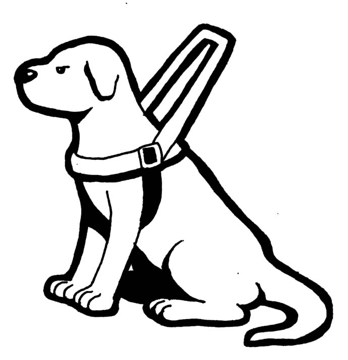 Service animal clipart png black and white stock Free Animal Service Cliparts, Download Free Clip Art, Free ... png black and white stock