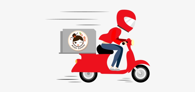 Service delivery clipart
