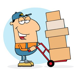 Service delivery clipart png transparent stock Delivery service clipart 1 » Clipart Portal png transparent stock