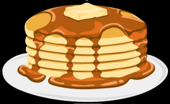 Serving pancakes clipart clip art Pancake Art clip art