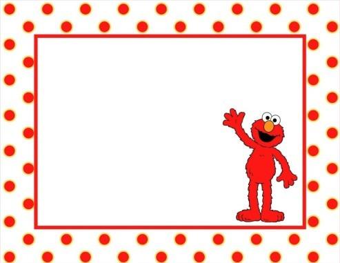 Sesame street border clipart vector royalty free stock Elmo sesame street borders clipart wikiclipart - ClipartPost vector royalty free stock