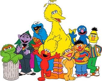 Sesame street clipart border clip free stock Free Sesame Street Clipart, Download Free Clip Art, Free ... clip free stock