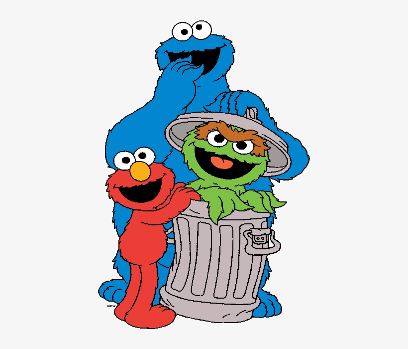 Sesame street clipart free clip library library Sesame Street Clipart - Sesame Street Characters Clipart ... clip library library