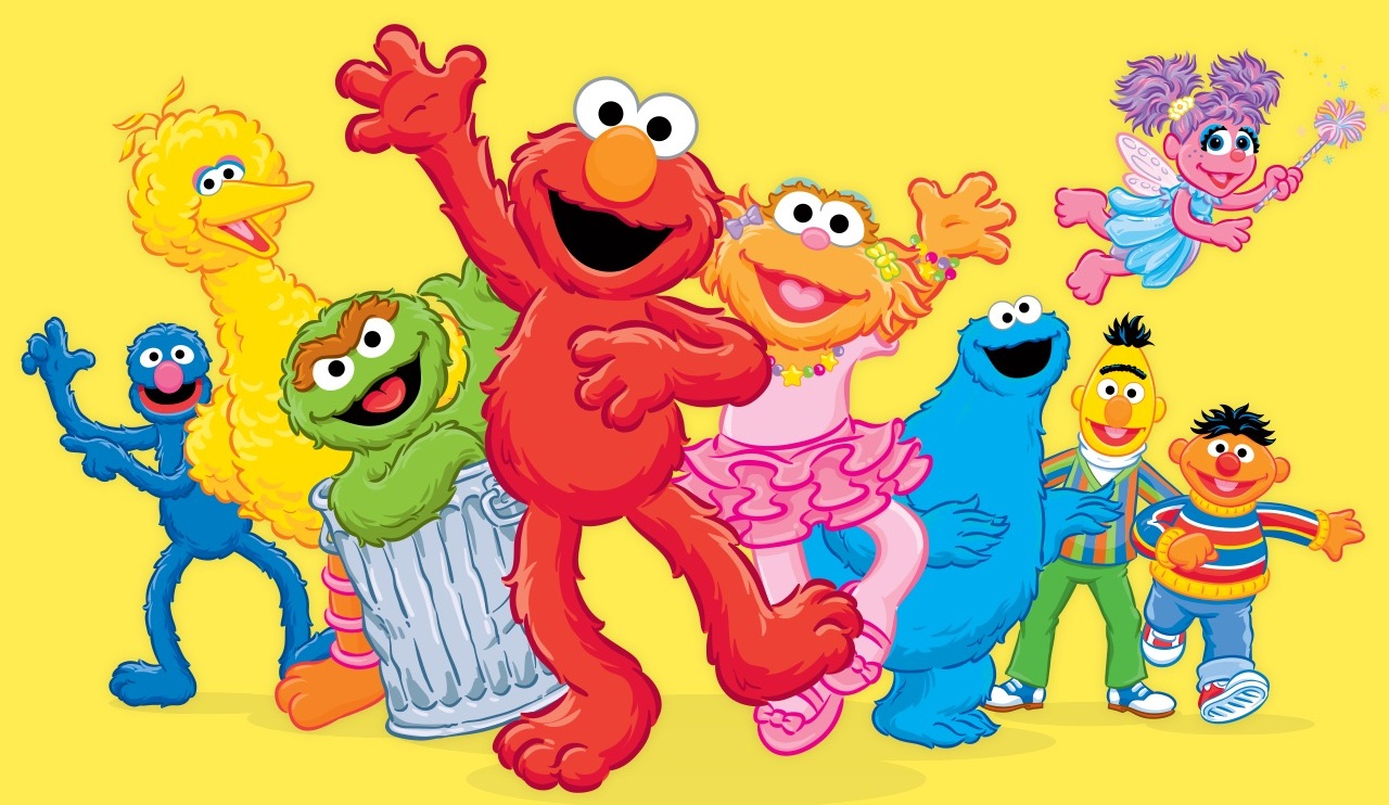 Sesame street group clipart banner transparent stock Social-Emotional Learning with Sesame Street | WriteReader banner transparent stock