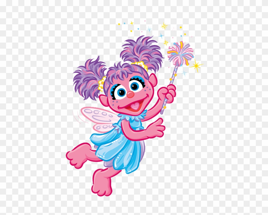 Sesame street group clipart picture royalty free Abby Sesame Street Cartoon Clipart (#6018) - PinClipart picture royalty free