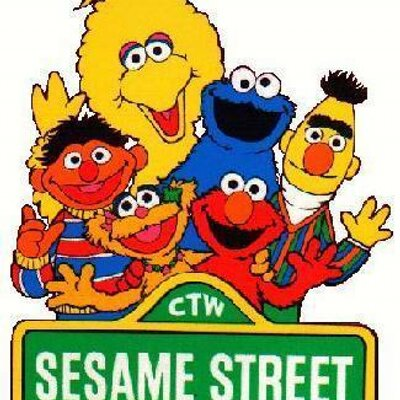 Sesame street group clipart png freeuse Sesame street on Twitter: \