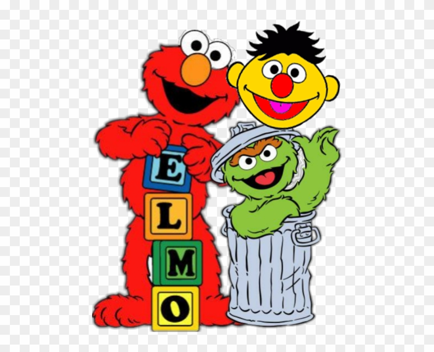 Sesame street party clipart vector library stock Report Abuse - Elmo Sesame Street Birthday Banner ... vector library stock