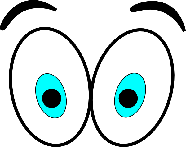 Set of eyes clipart clipart black and white library Eyes see clipart clipart images gallery for free download ... clipart black and white library