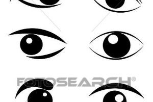 Set of eyes clipart clip royalty free stock Set of eyes clipart 1 » Clipart Portal clip royalty free stock