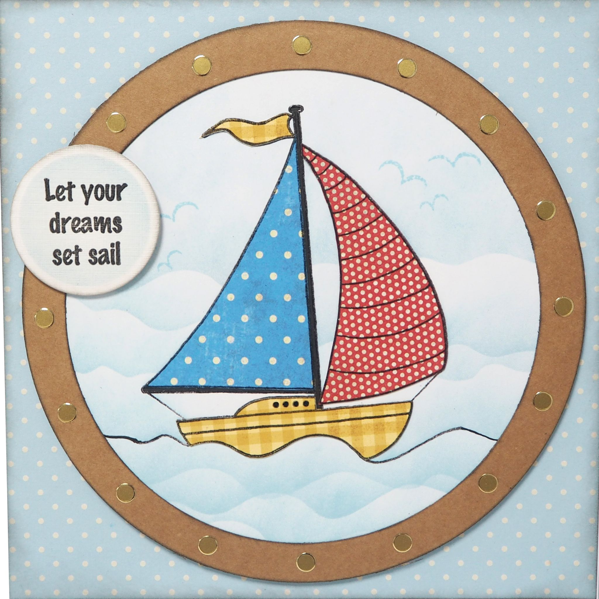 Set sail clipart clear svg library download Woodware - Set Sail - Clear Magic Stamp Set - JGS520 svg library download