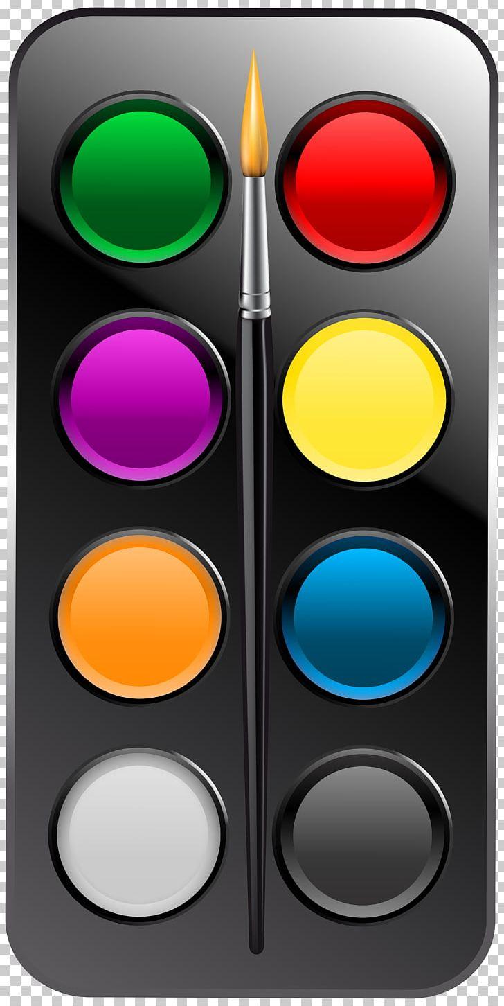 Set transparent color clipart png transparent stock Watercolor Painting Paintbrush PNG, Clipart, Art, Artist ... png transparent stock