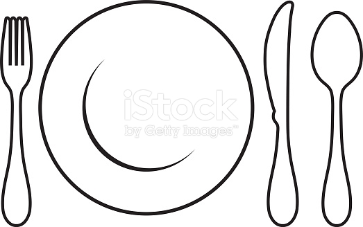 Setting clipart black and white clip art royalty free download Table Clipart Black And White | Free download best Table ... clip art royalty free download