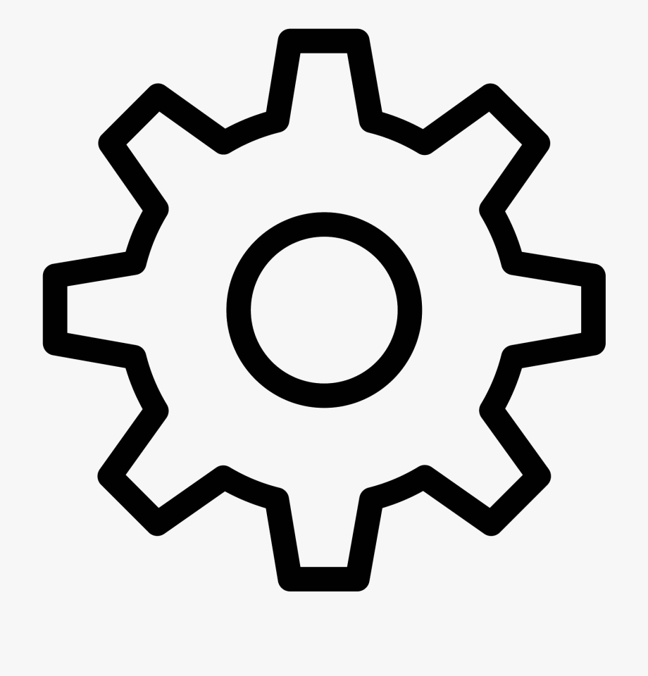 Settings icon clipart image transparent library Settings Icon Free Download Png And Vector - Setting Vector ... image transparent library