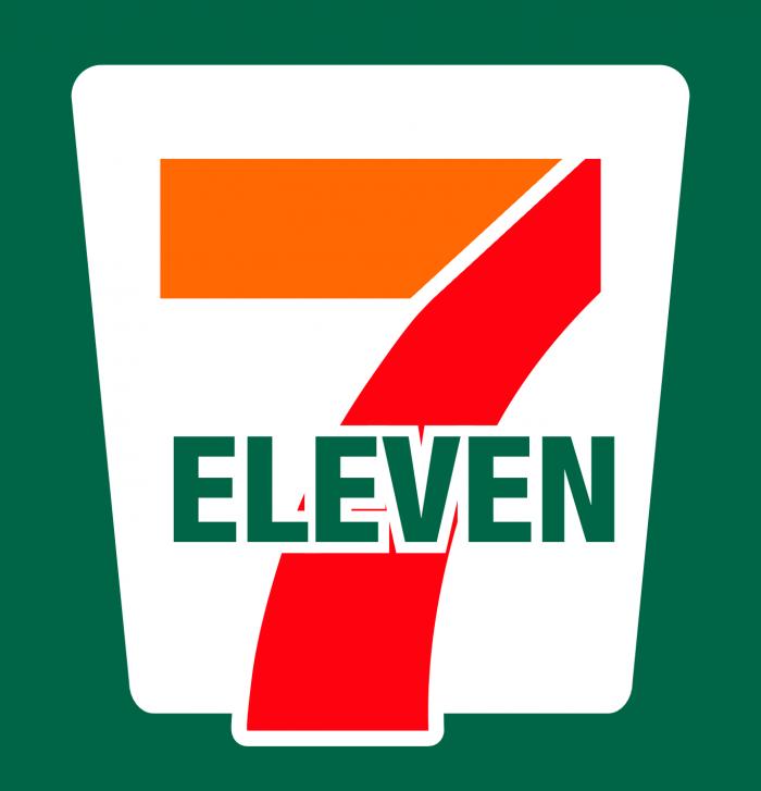 Seven eleven logo clipart clip art freeuse download 7 Eleven Logo - 9000+ Logo Design Ideas clip art freeuse download