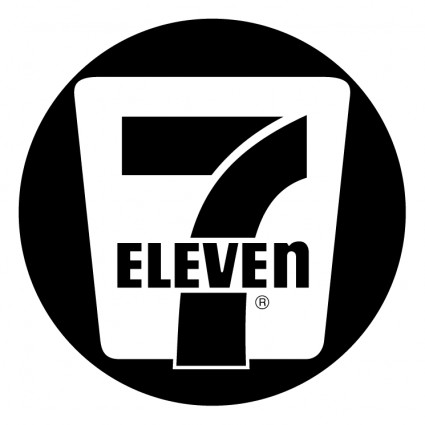 Seven eleven logo clipart clip freeuse library 7 Eleven-vector Logo-free Vector Free Download clip freeuse library