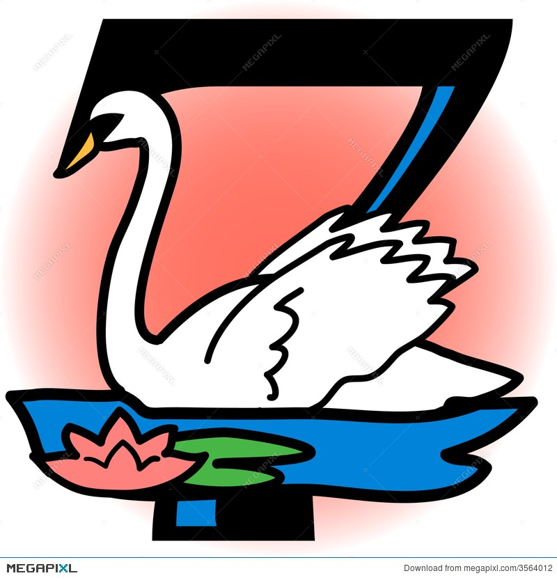 Seven swans a swimming clipart svg royalty free library Seven swans a swimming clipart 4 » Clipart Portal svg royalty free library